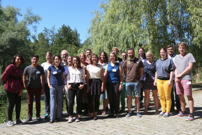 Participants of the second It MaTer(s) - Max Planck PhD Conference for Environmental Microbiology
